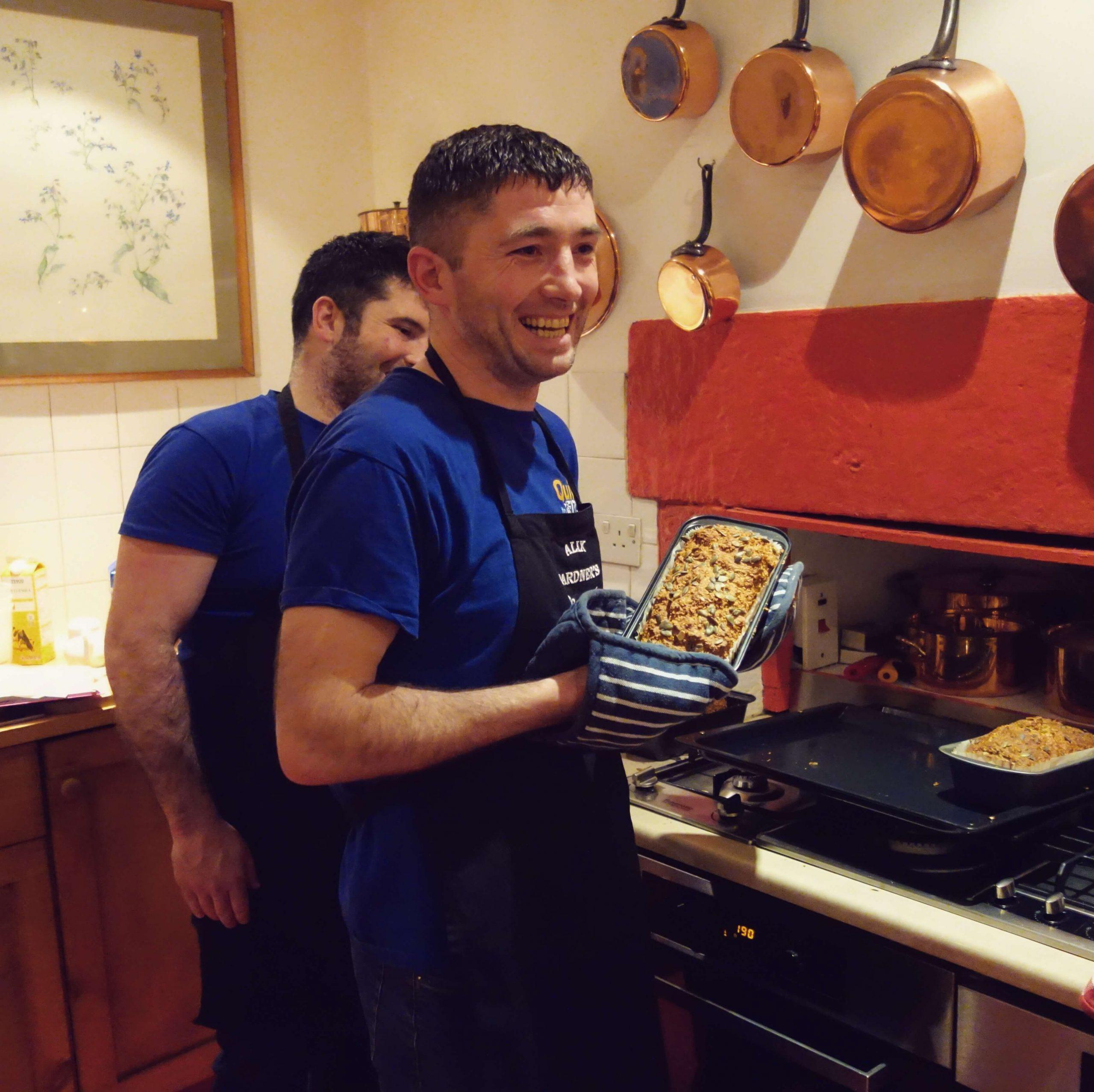 beginners cookery class