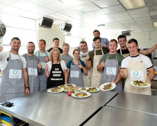 Cooking Classes for Corporate Events